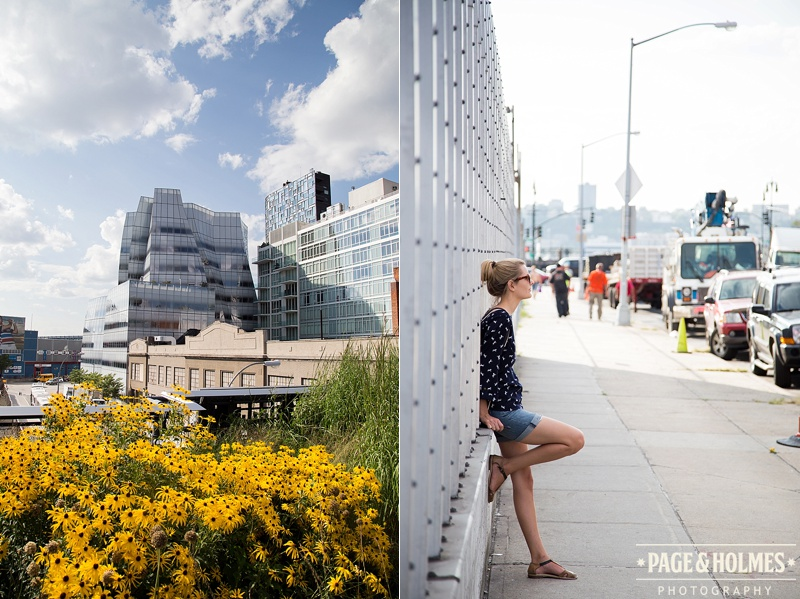 Page & Holmes Photography - New York The High Line