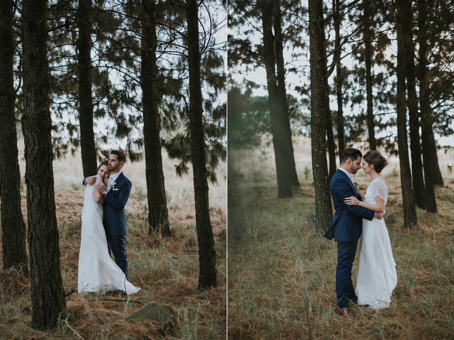Creative Vancouver Island Wedding Photographer
