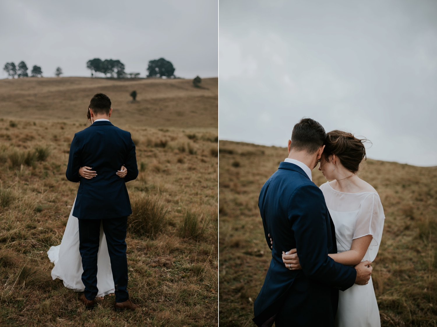 Alternative Wedding Portraits by Photojournalistic Vancouver Wedding Photographer in Nature