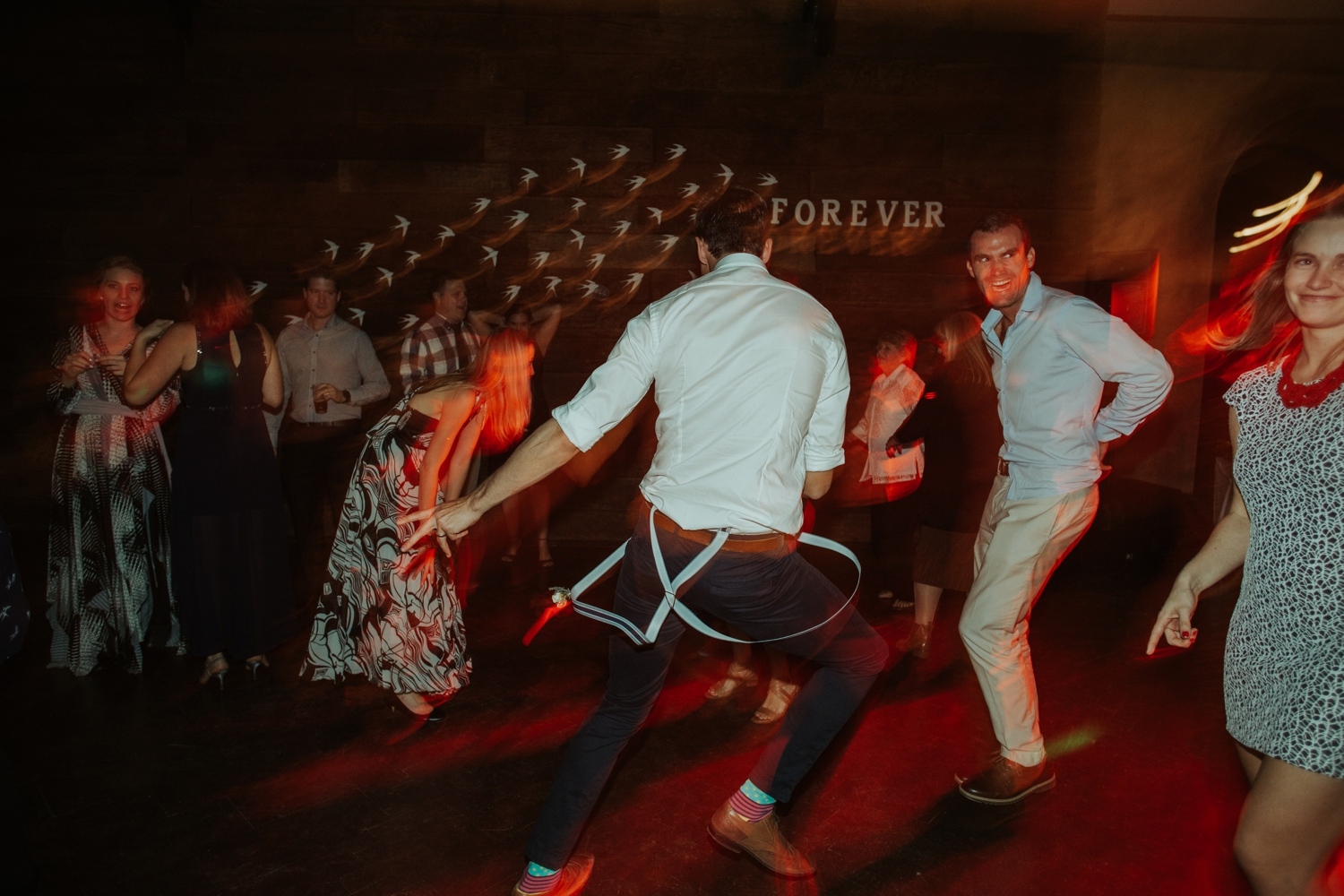 Wedding dance floor opens at the Pipe Shop in North Vancouver