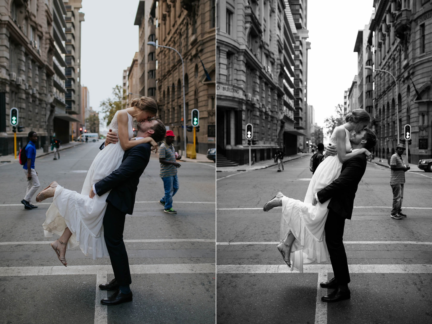 City Wedding Photography Portrait Photography Ideas