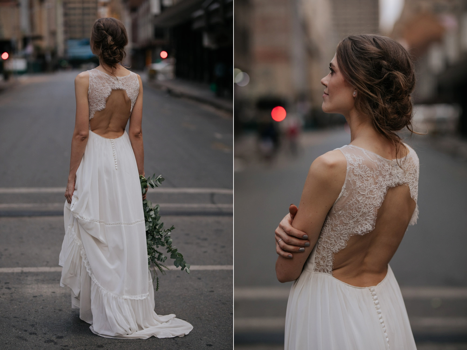 Trending Simple Comfortable Wedding Dress Ideas