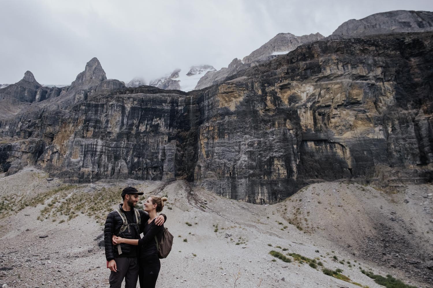 Best Canmore Wedding Photographer Mountains