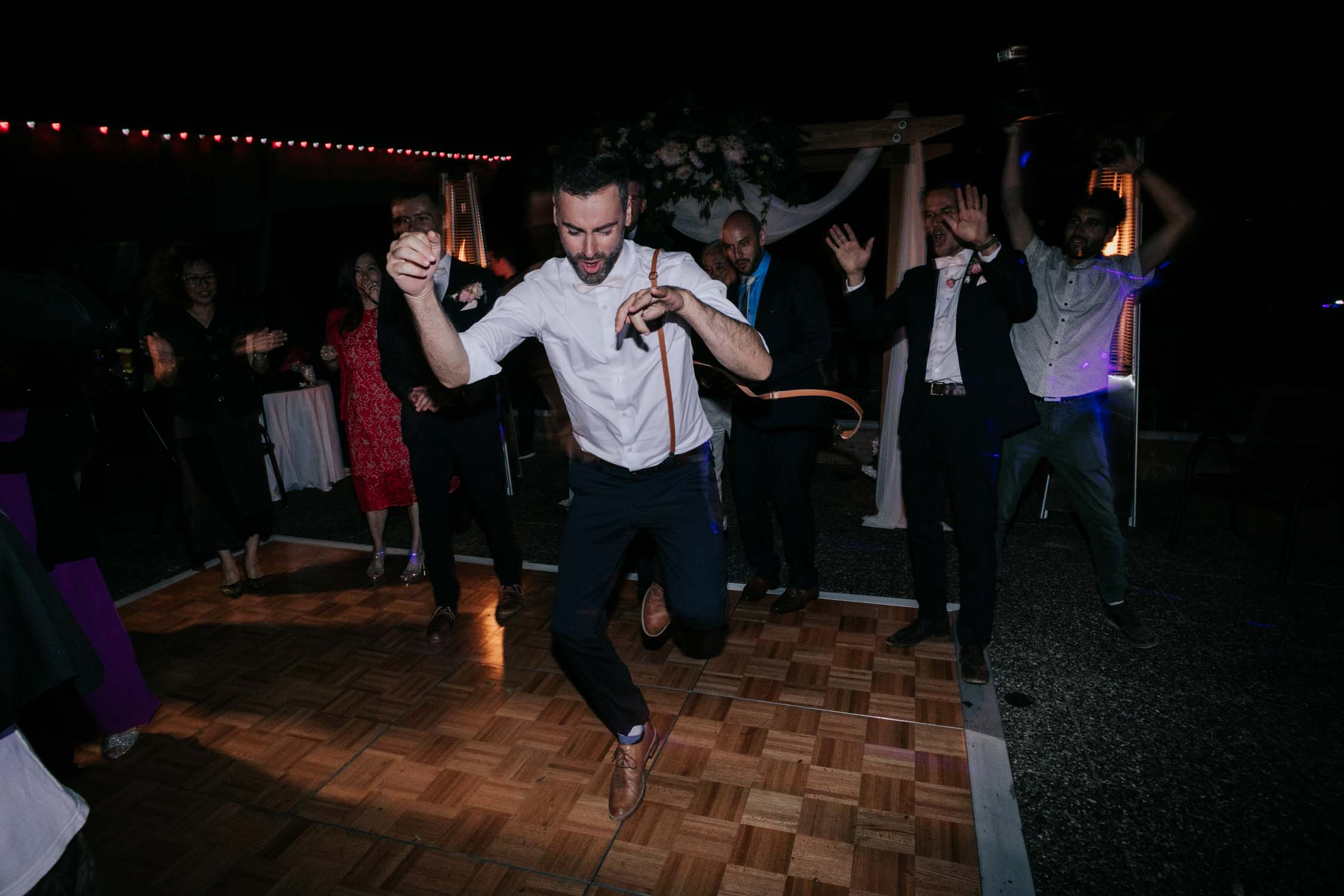 Classic Epic Funny Wedding Dancing Photos