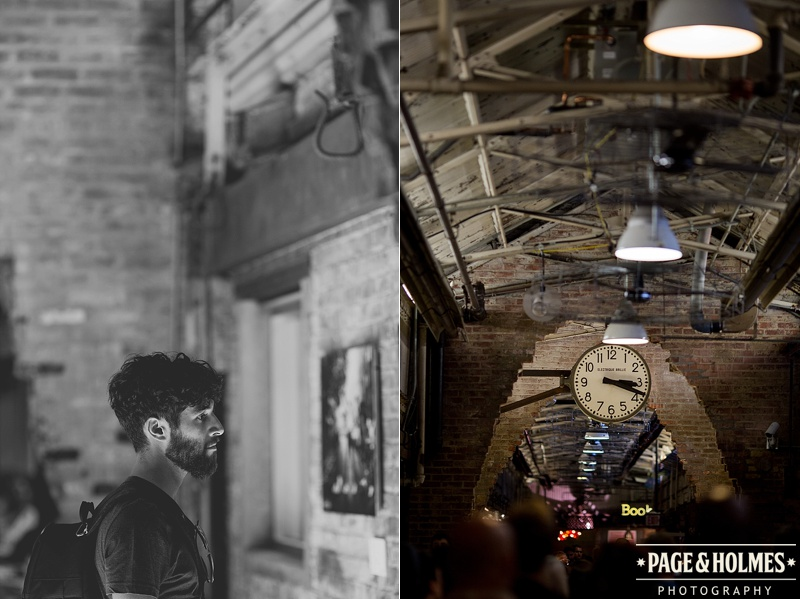 Page & Holmes Photography - New York Chelsea Market