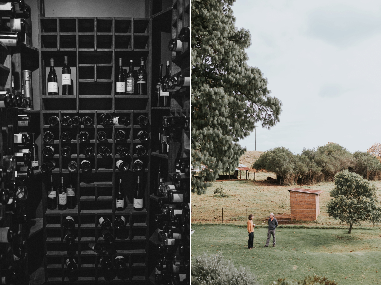 Old Wine Cellar At Vancouver Wedding Venue Cecil Green Park House