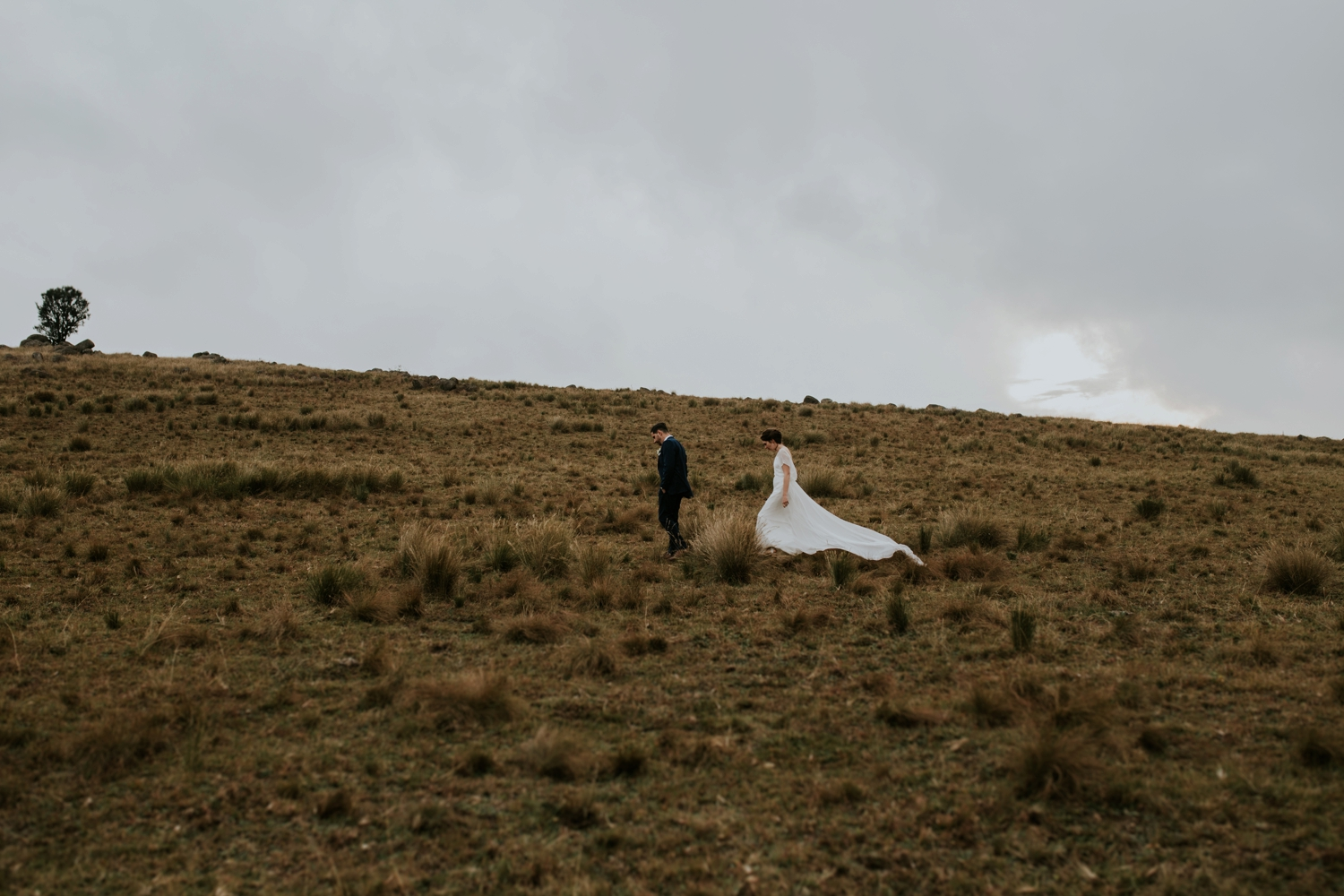Epic and candid Wedding Portraits by Vancouver Wedding Photographer in incredible landscape