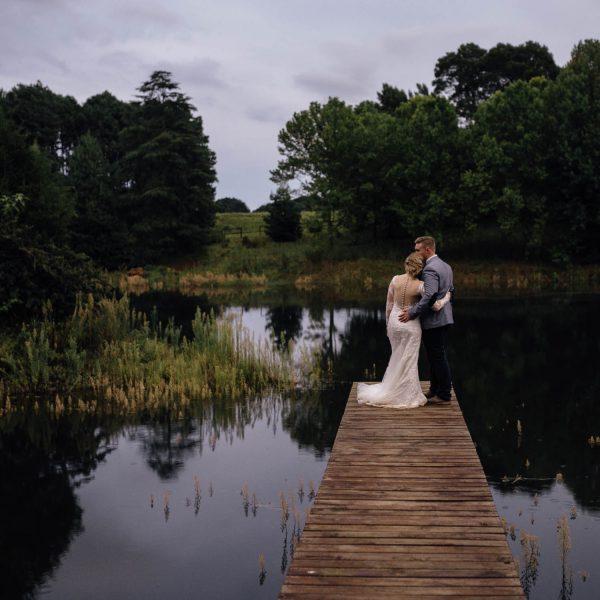 The Glades Farm Wedding