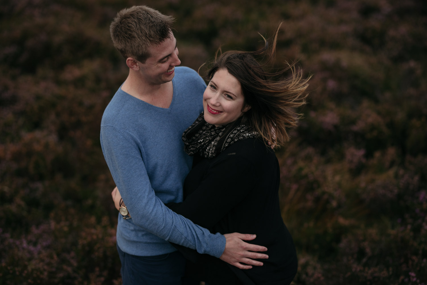 R + C | Couple in Love | Wicklow Engagement Session | Irish