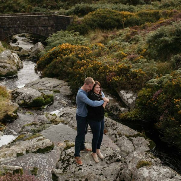 Wicklow Mountains National Park Engagement Shoot