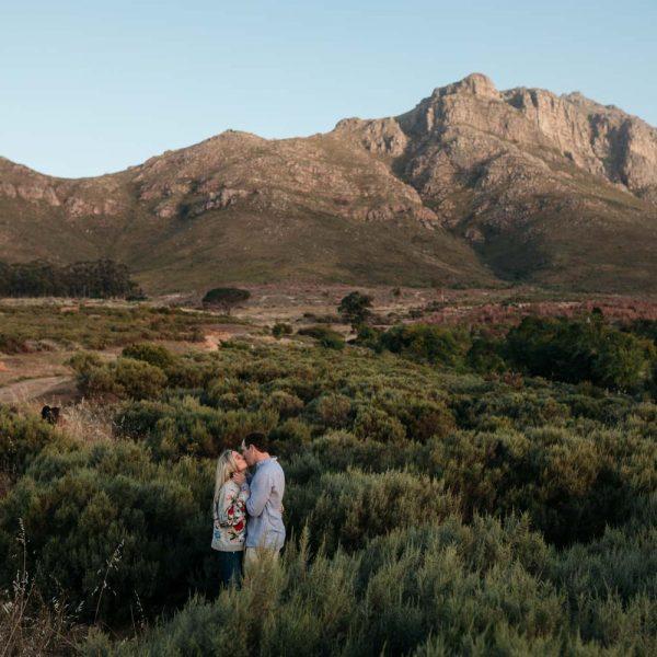 Stellenbosch Engagement Shoot