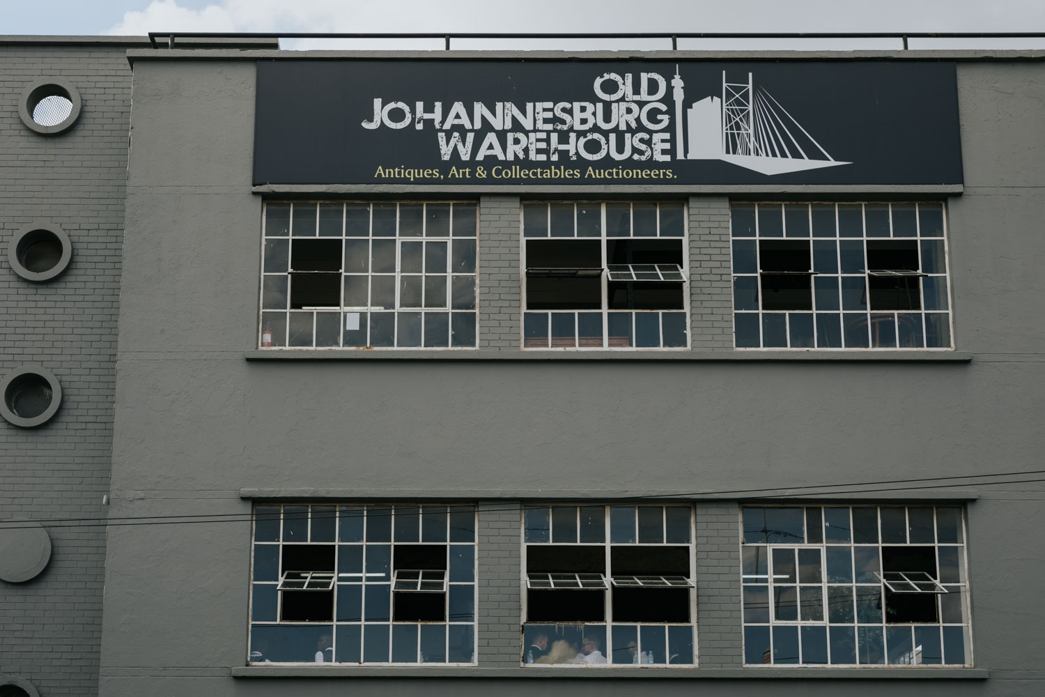 Old Johannesburg Warehouse City Wedding Venue
