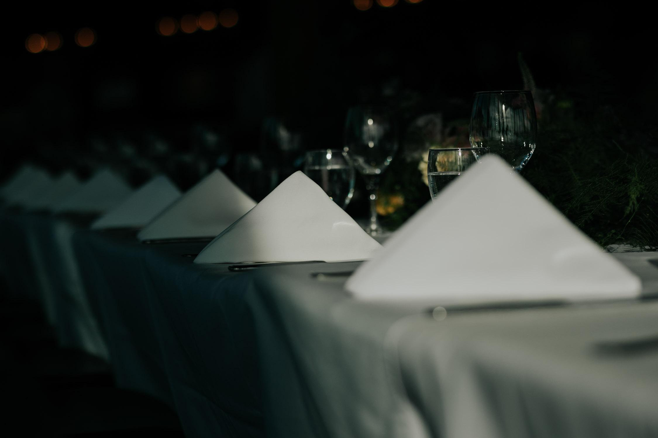 Minimalist Interior Wedding Venue Vancouver Altitudes Bistro