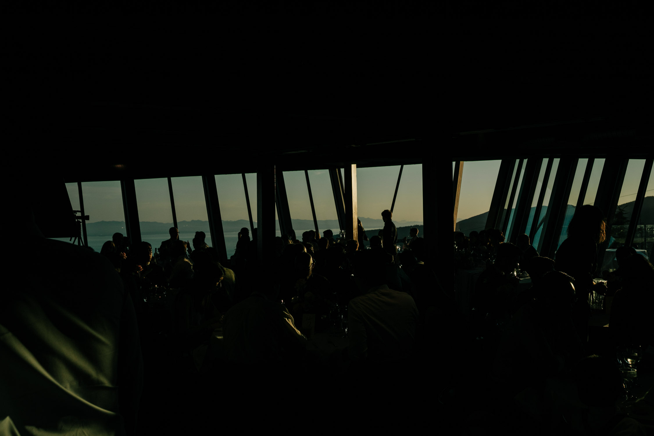 Best View Altitudes Bistro Vancouver Wedding Venue