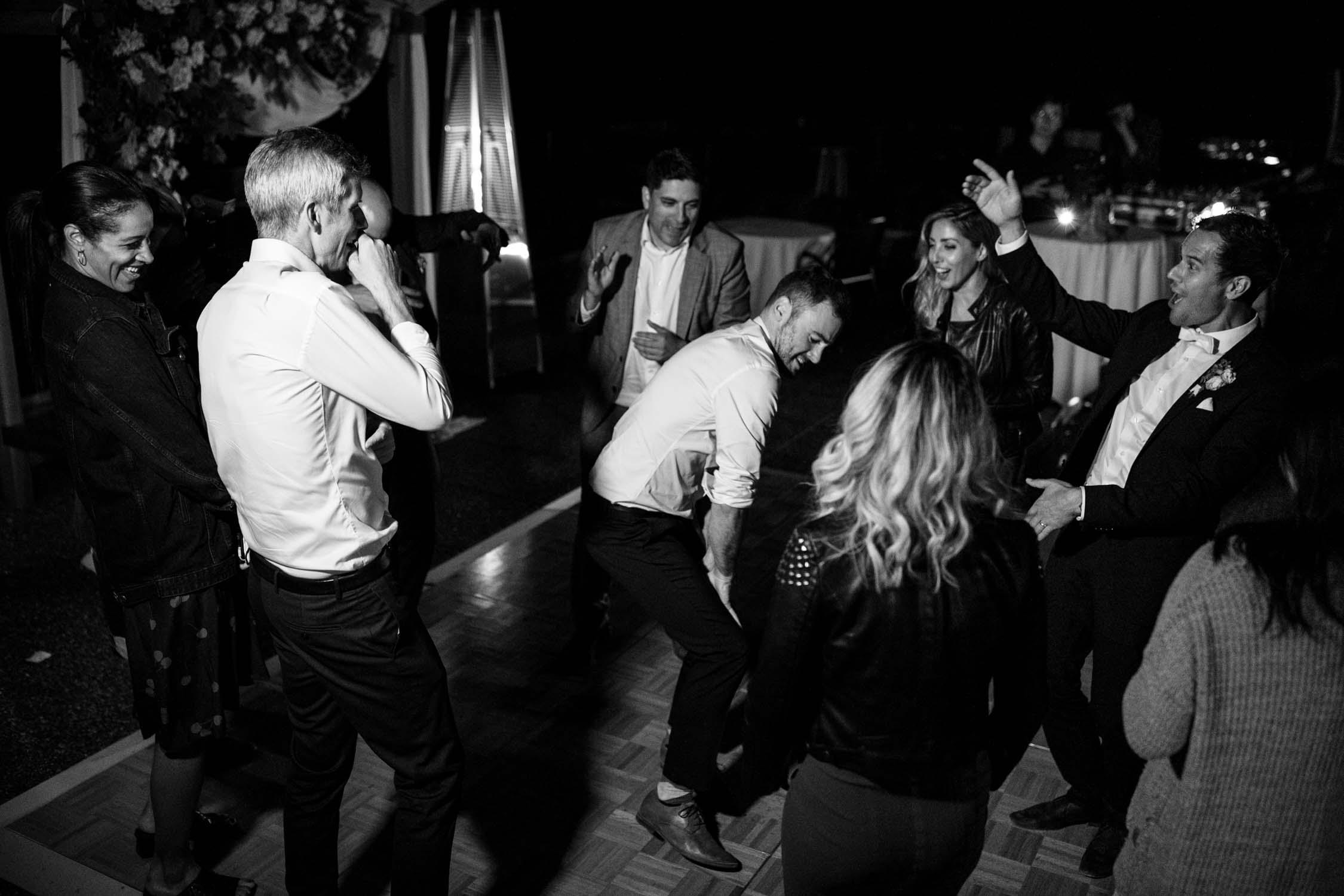 Classic Epic Funny Wedding Dancing Photos