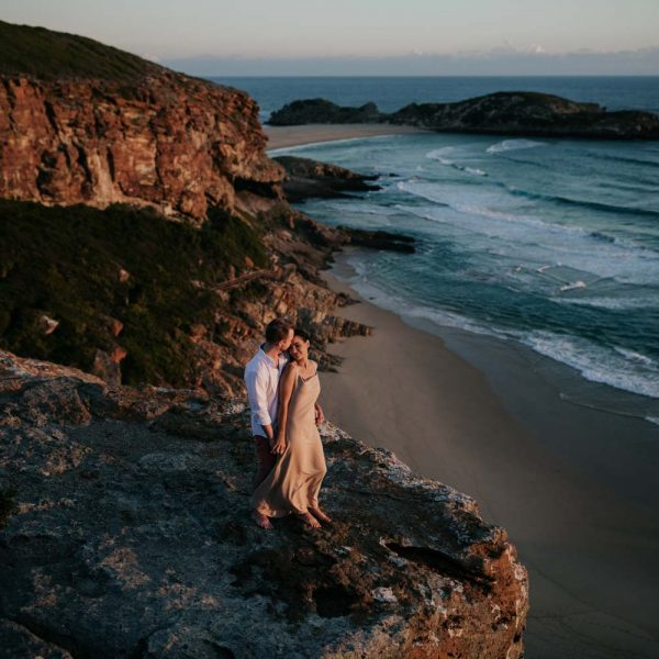 Robberg Nature Reserve Engagement Shoot