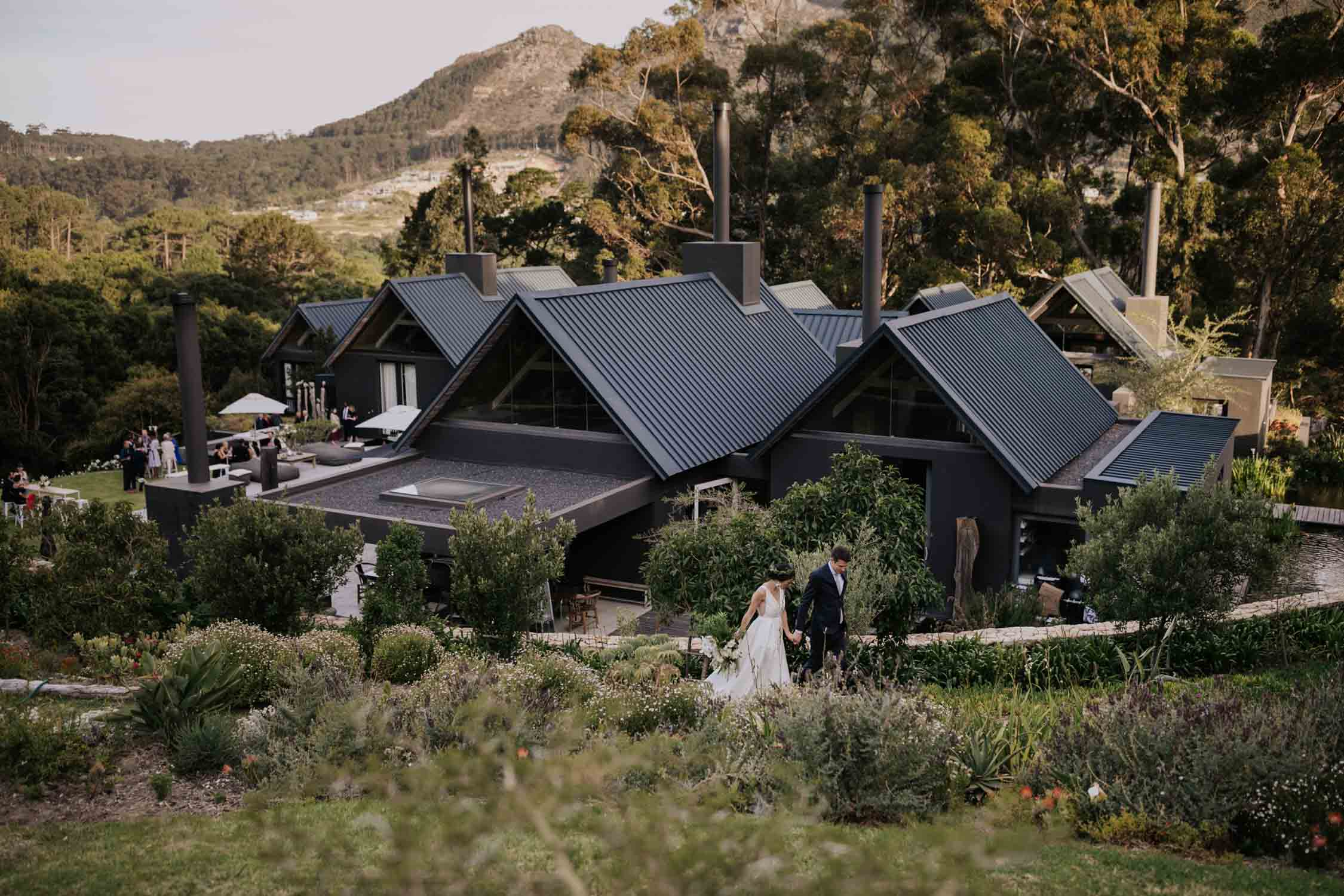 Maison Noir Wedding Venue In Hout Bay
