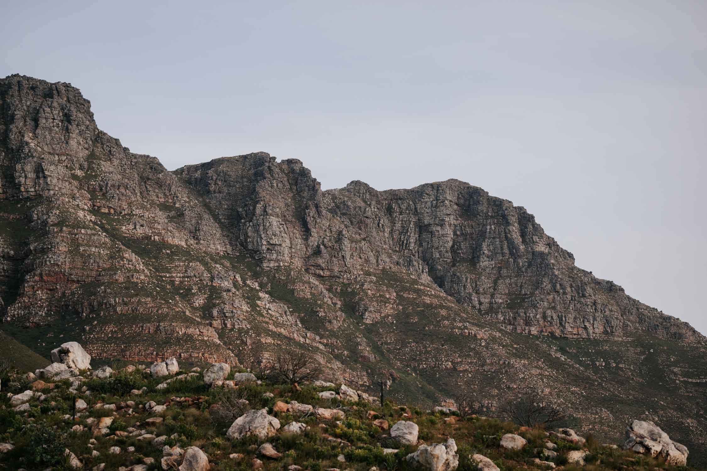 Cape Town Mountain Wedding Photographer