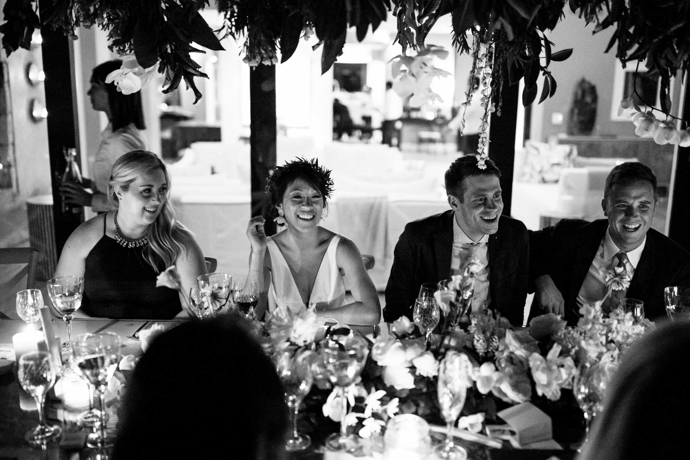 Candid Moment Vancouver Wedding Photographer