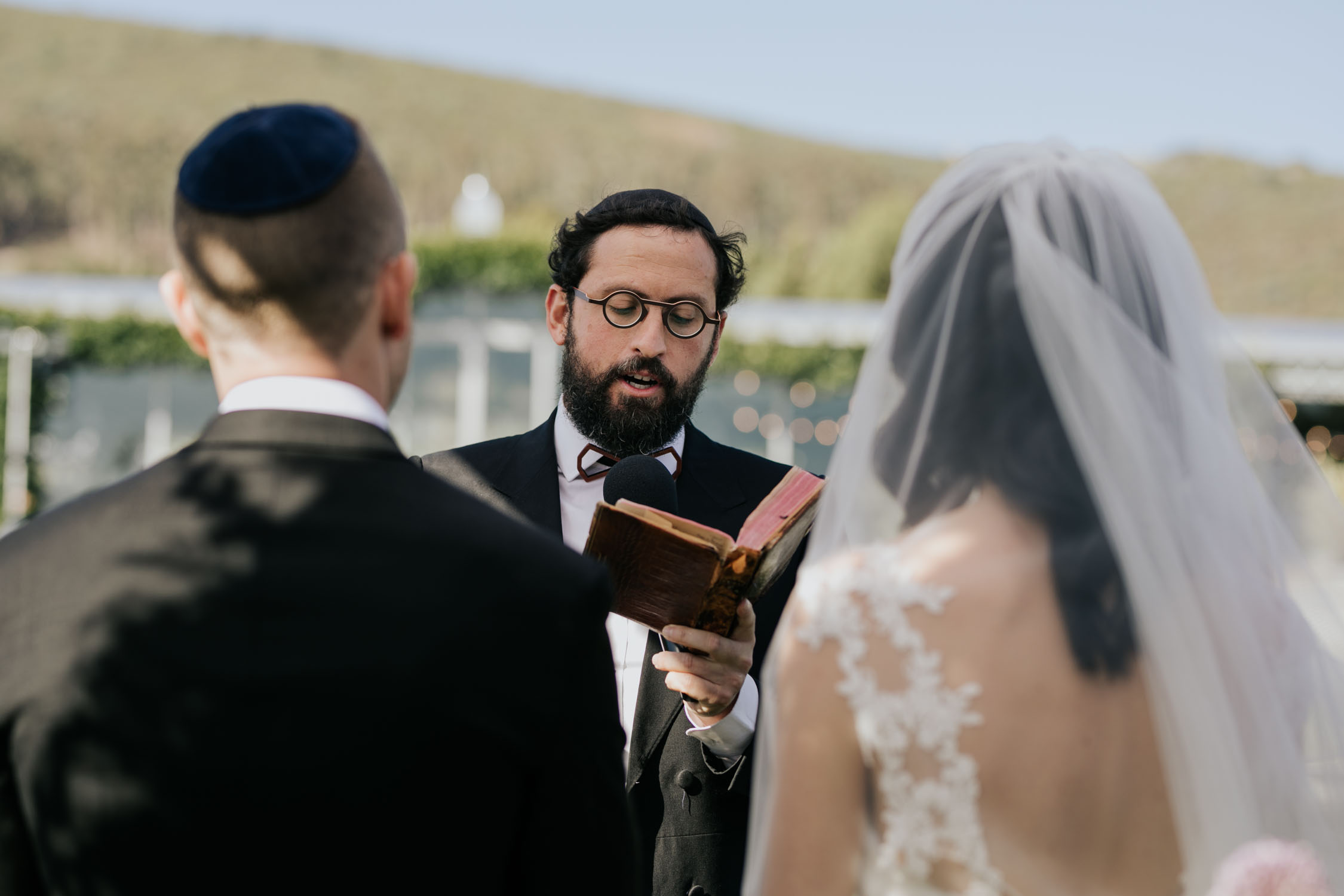 Jewish Wedding Ceremony Cape Town