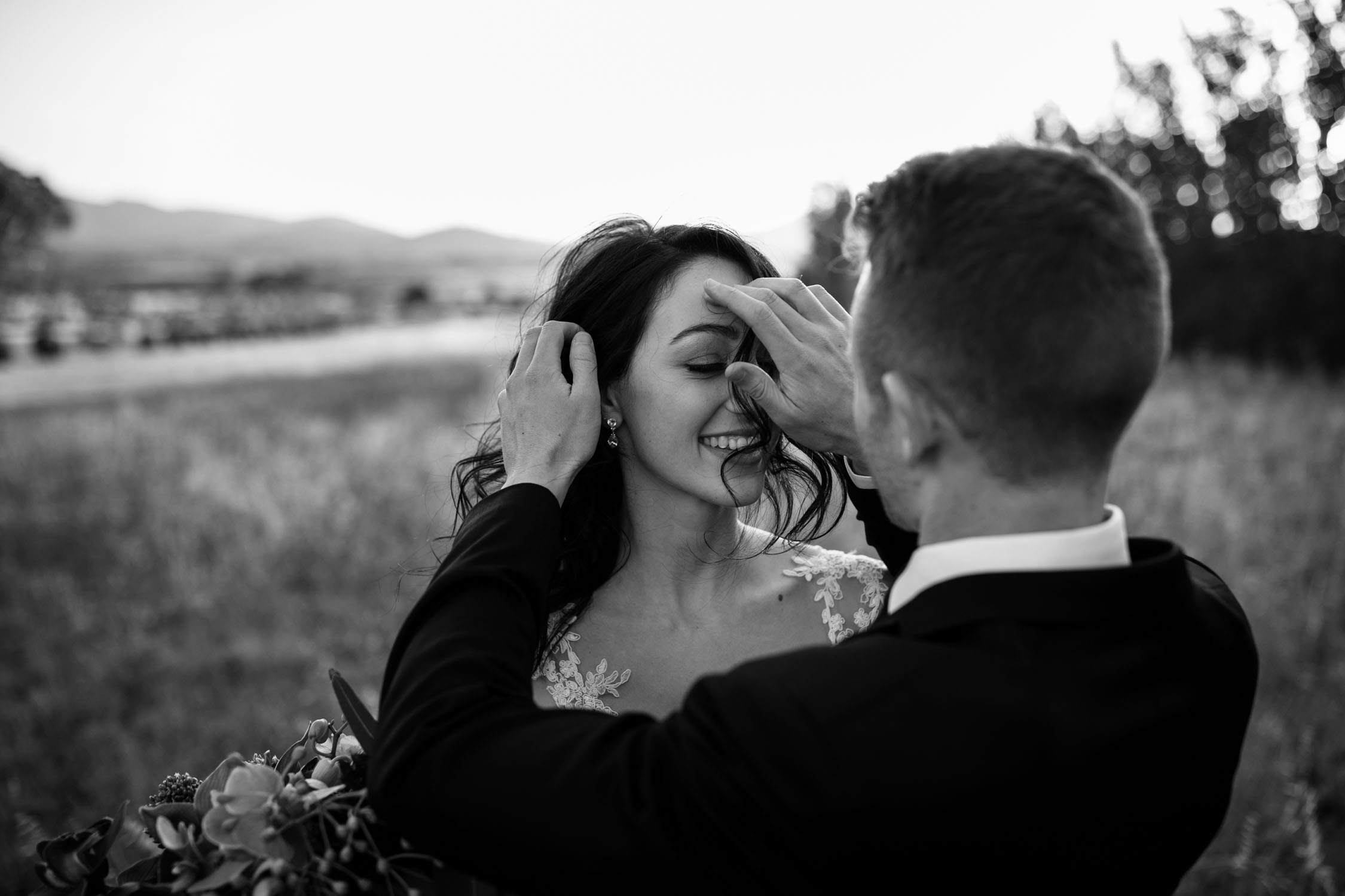 Natural and unposed Vancouver Wedding Photographer