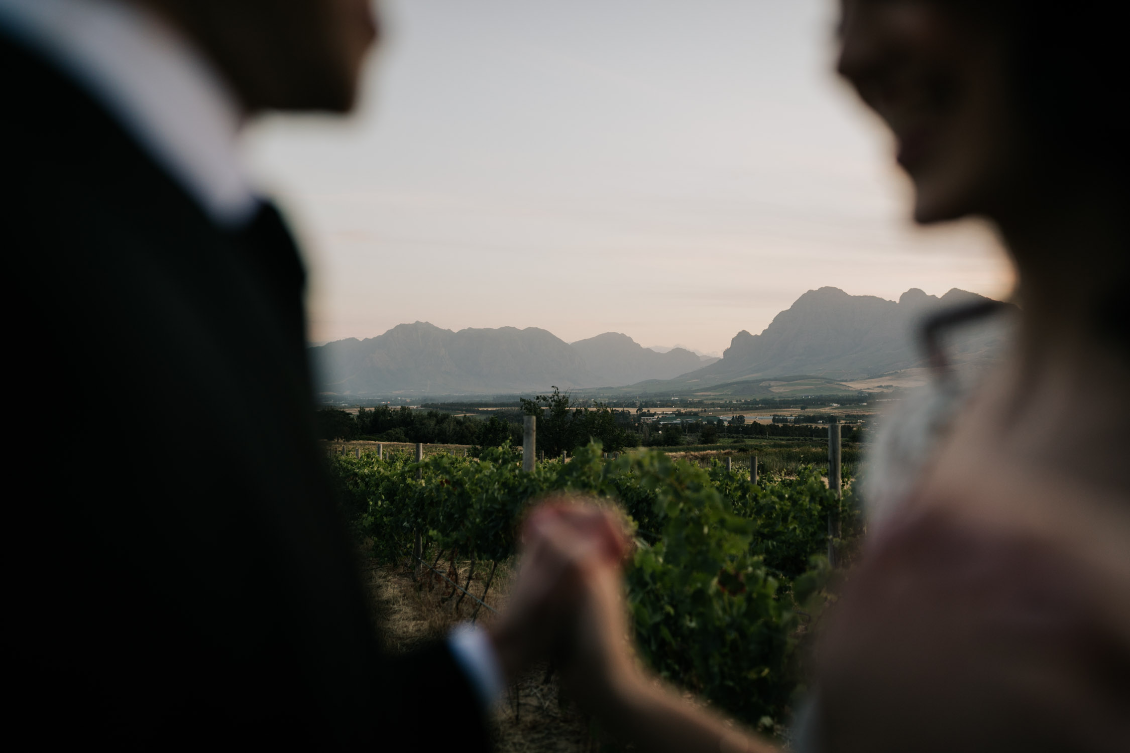 Belair Wedding Venue Mountain Views Winelands