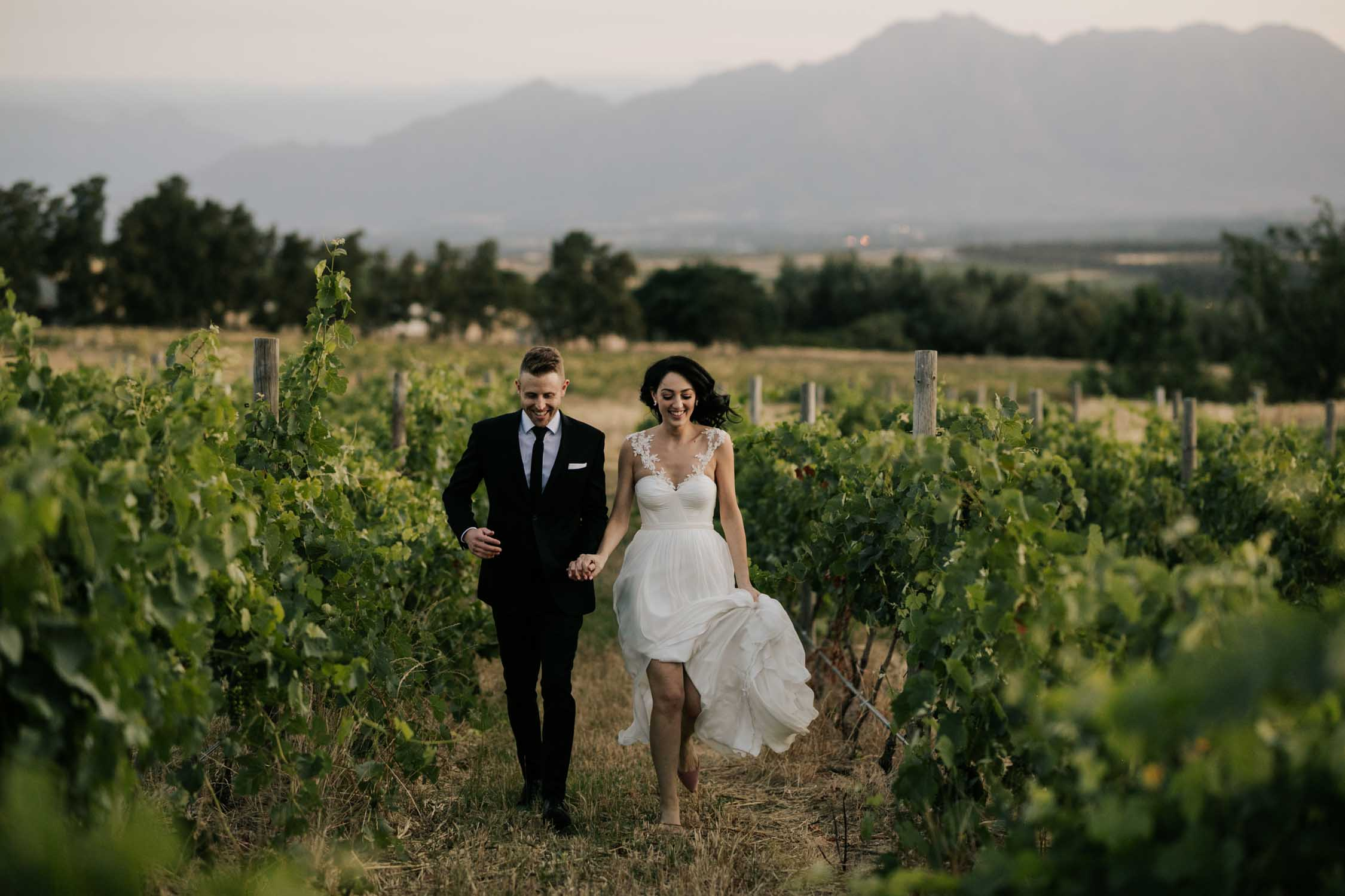 Documentary Okanogan Wine Country Wedding Photographer