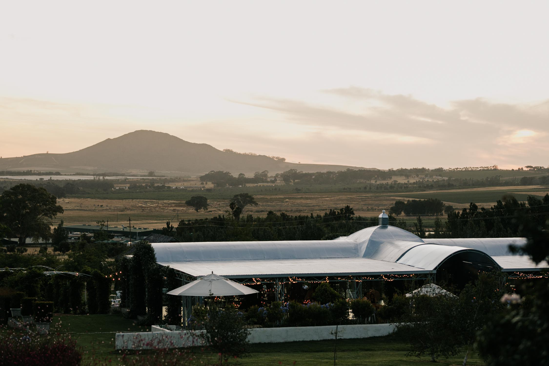 Belair Pavilion Wedding Venue Cape Town Winelands