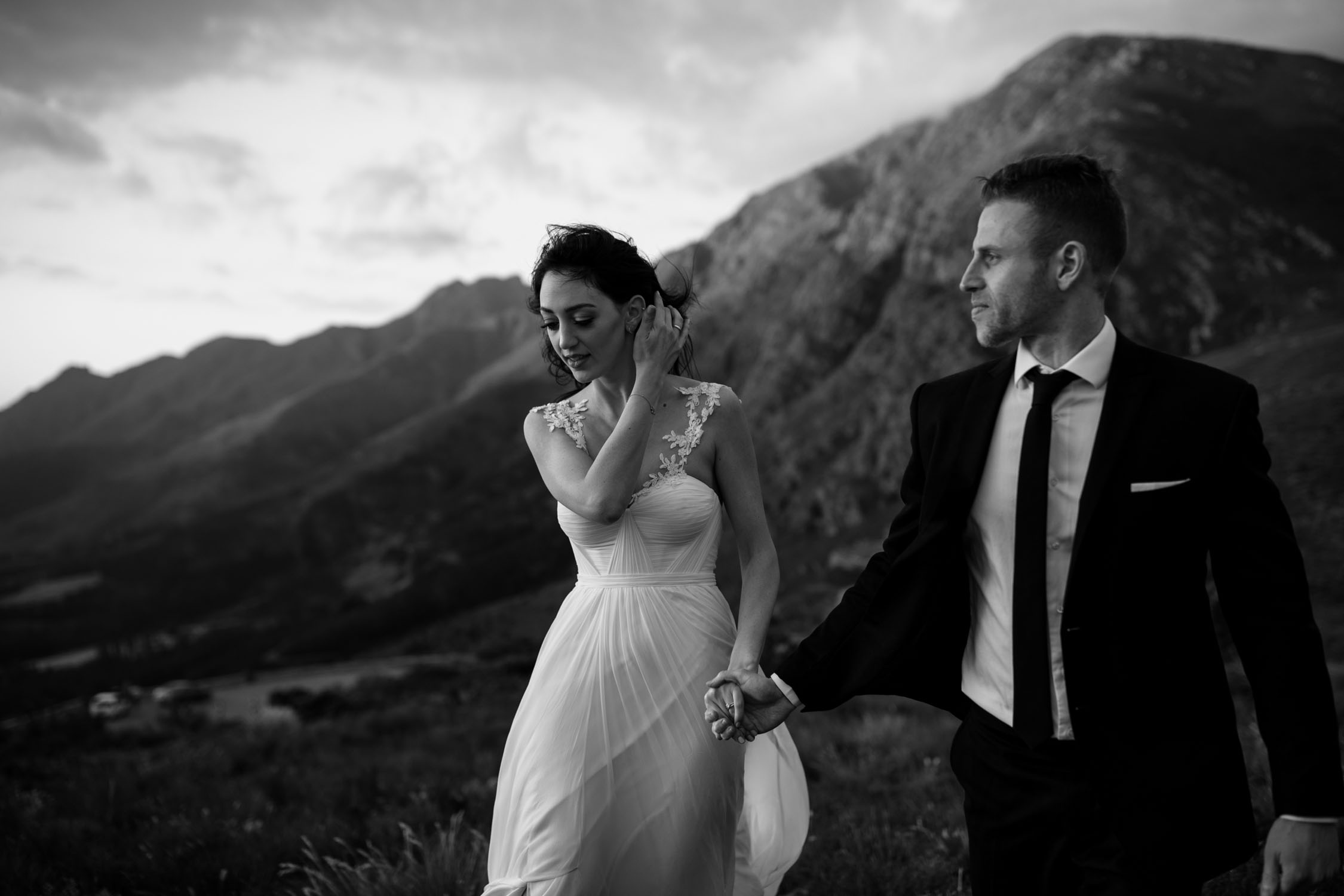 Mountain Wedding Cape Town Wedding Photographer