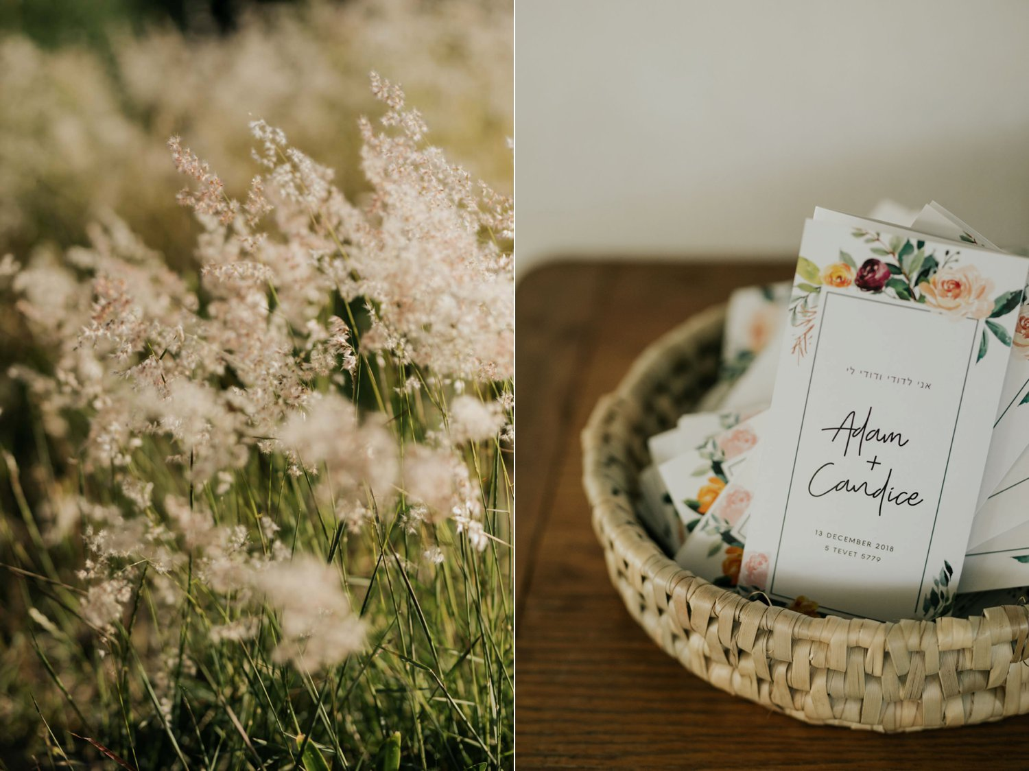 Beautiful Flower Wedding Stationary ideas