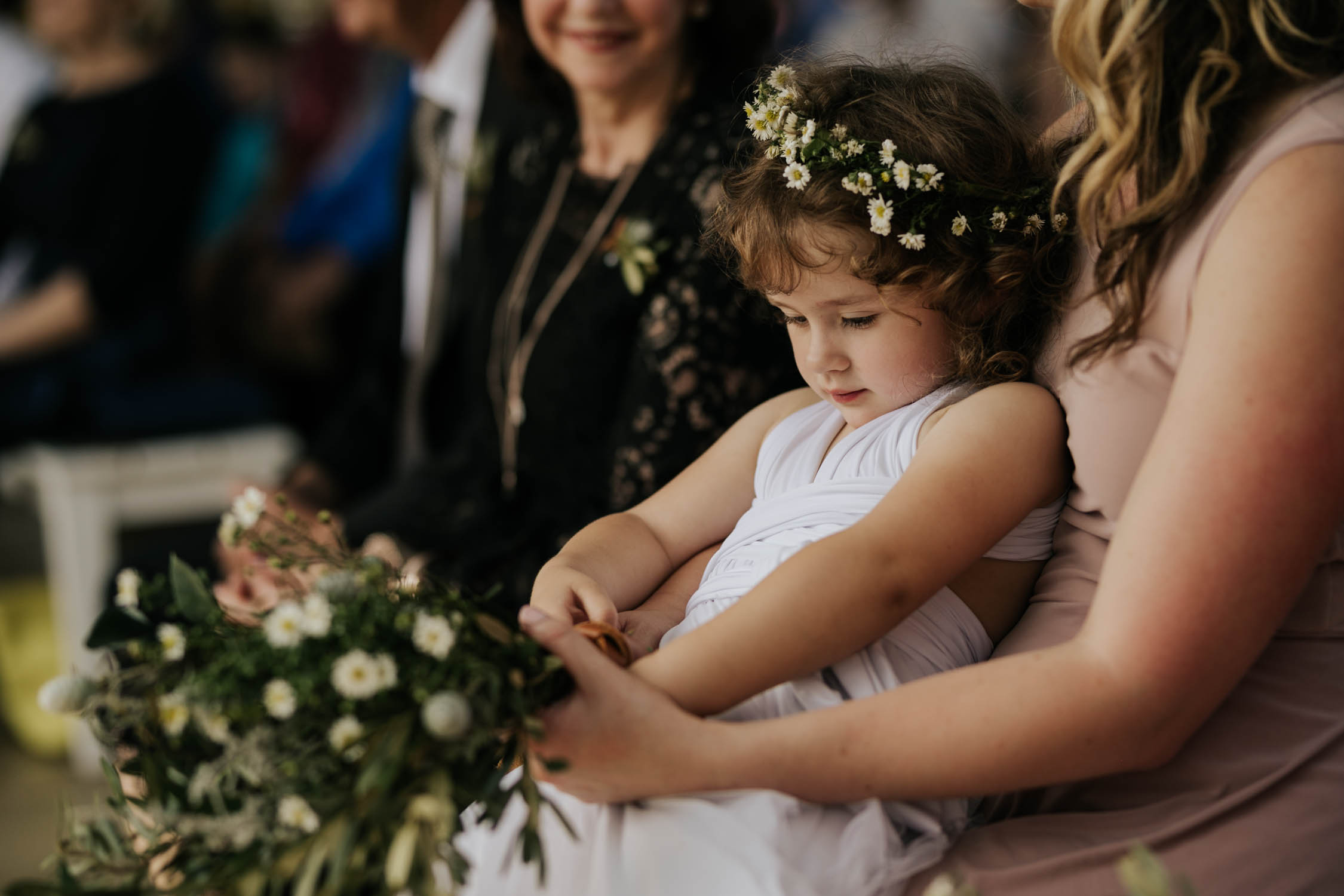 Ideas for ethereal and comfortable flower girl outfits