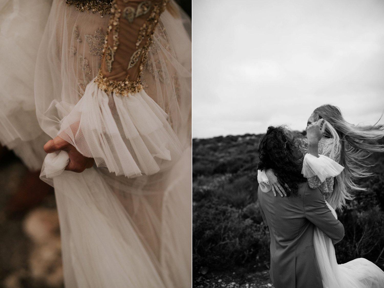 Epic Alternative Vancouver Wedding Photography