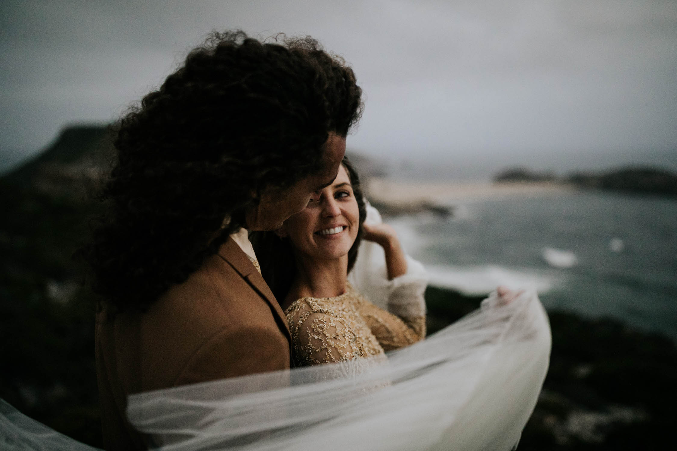 Wild and epic different wedding photography that's unstaged