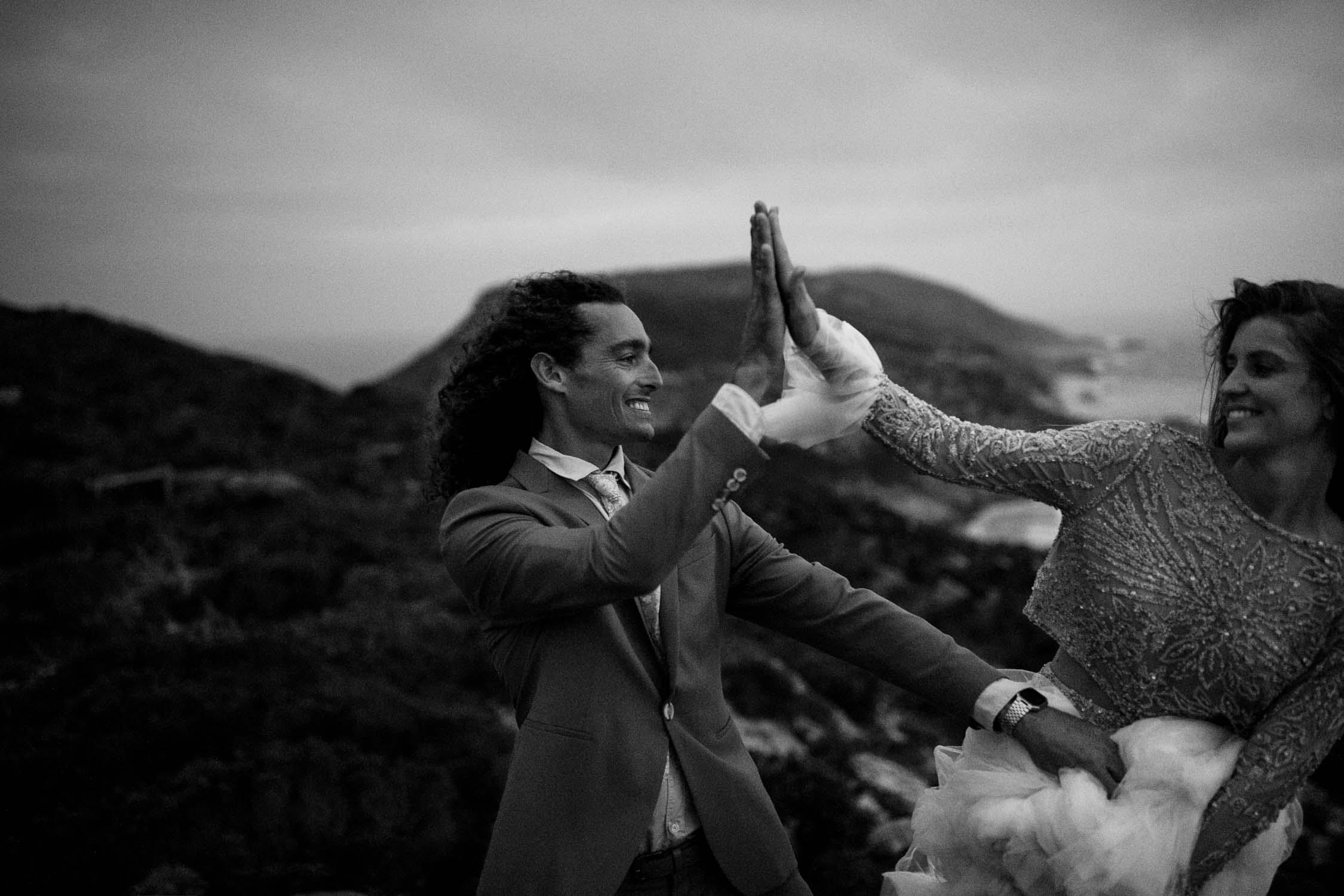 Fun Happy Vancouver Wedding Photographer