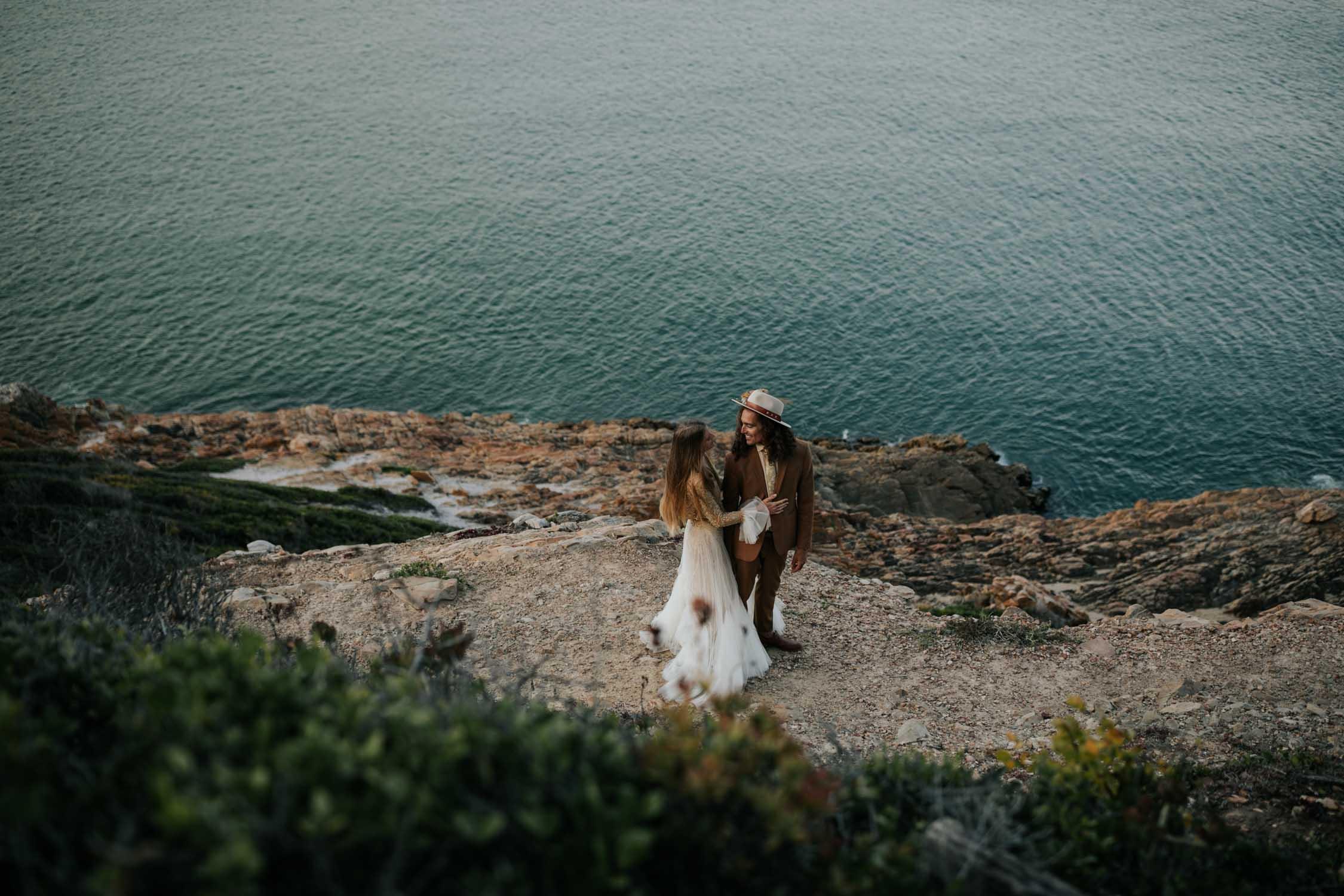 Epic scenery Vancouver Wedding Photographer