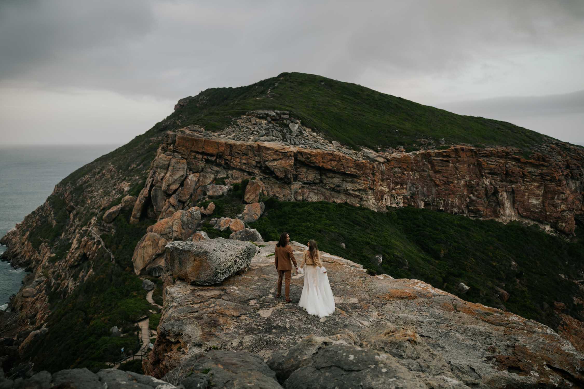 Epic Landscape Photo by Vancouver Wedding Photographer