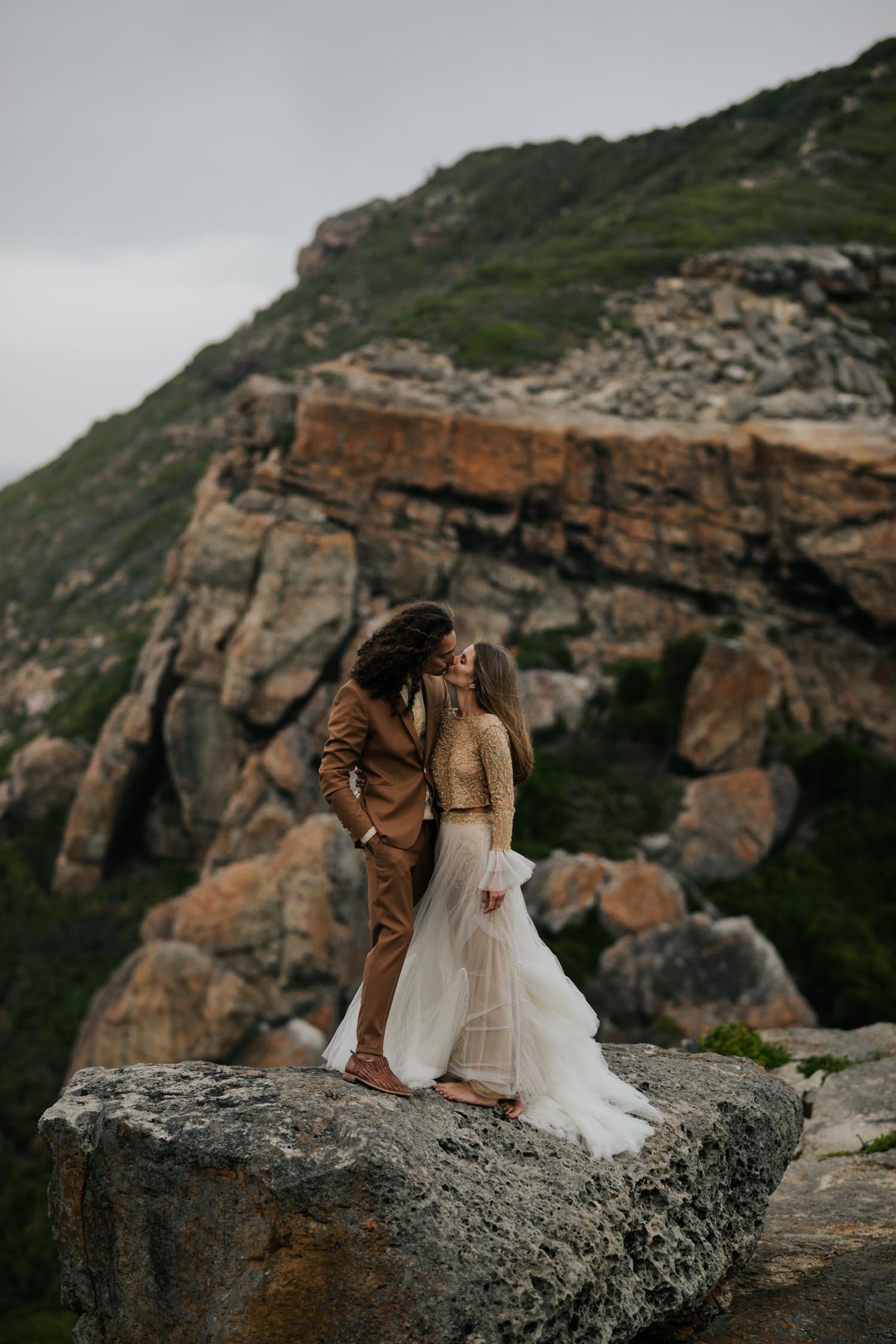 Adventure Cape Town Wedding Photographer