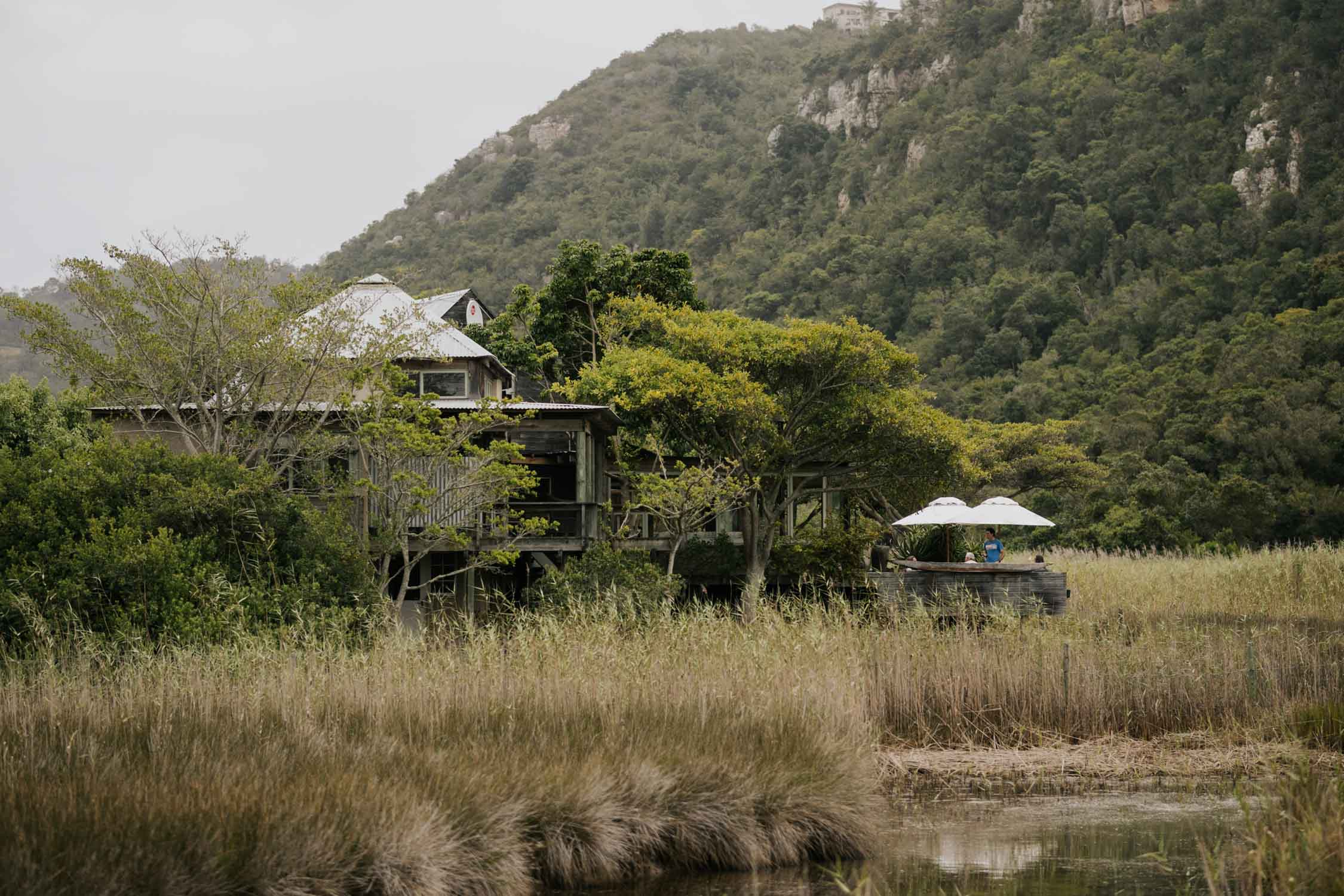 The River House at Emily Moon River Lodge in Plettenberg Bay