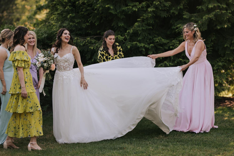 Best Brock House Wedding Photos