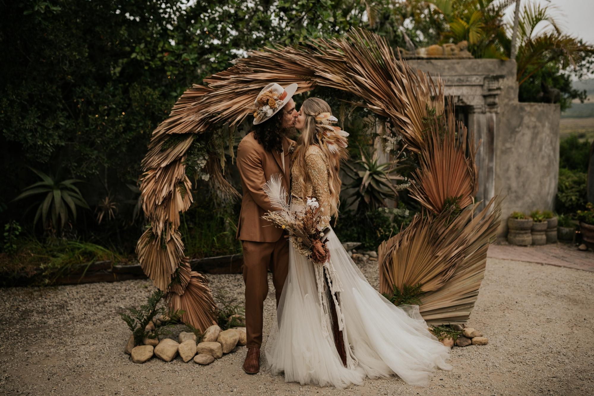 Ultimate Bohemian Wedding Inspiration