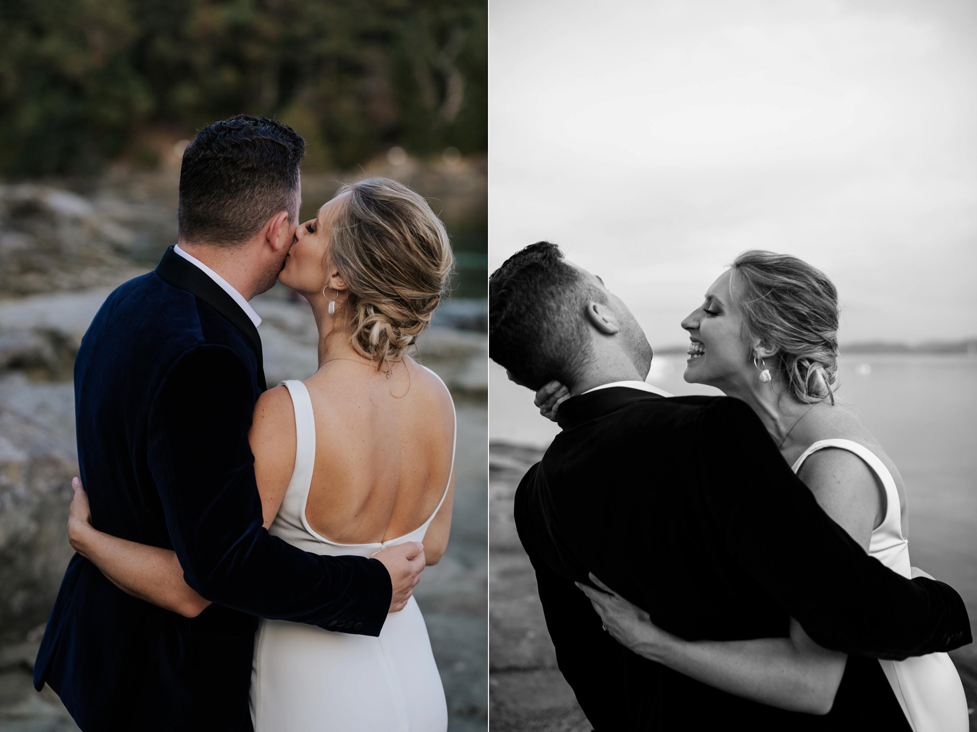 Lowkey Vancouver Island Wedding Photographer based in Victoria