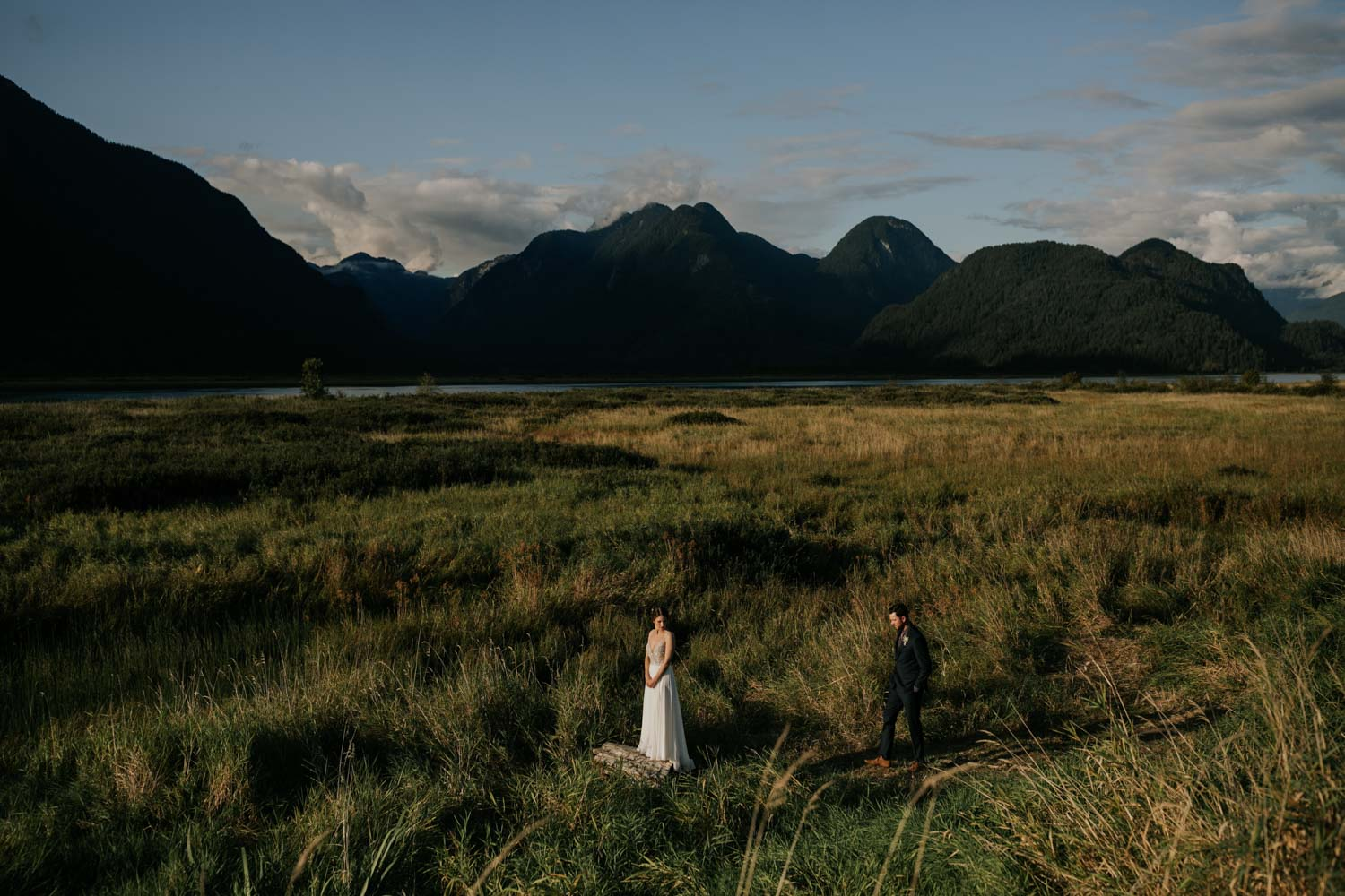 Pitt Meadows Golf Club Wedding