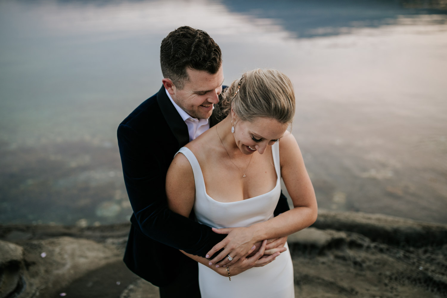 Modern Vancouver Island Wedding Photographer based in Victoria