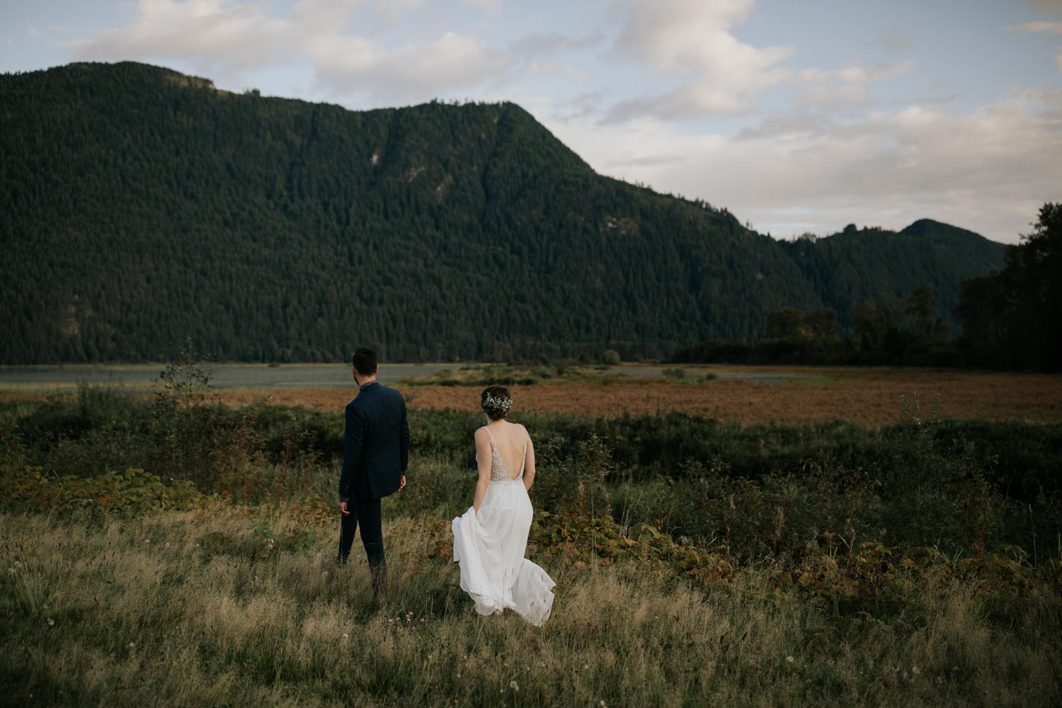 Best Cinematic Vancouver wedding photographer