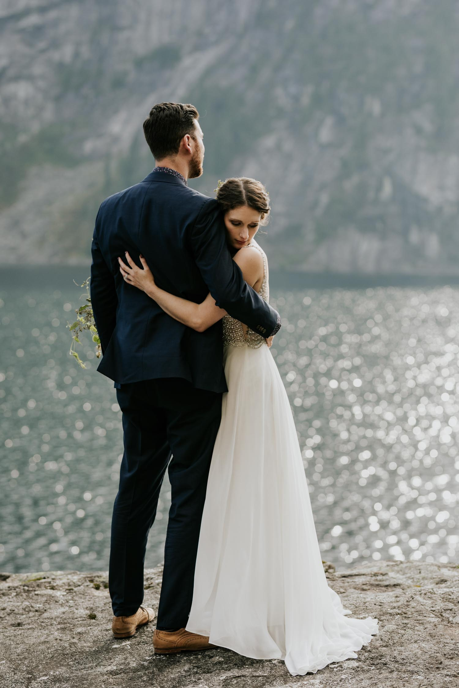 Whistler Elopement Wedding Photographer