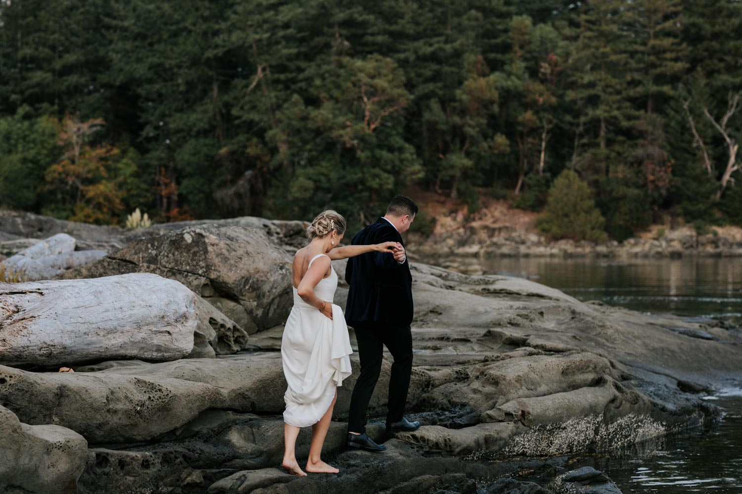 Best Vancouver Island Wedding Photographer based in Victoria
