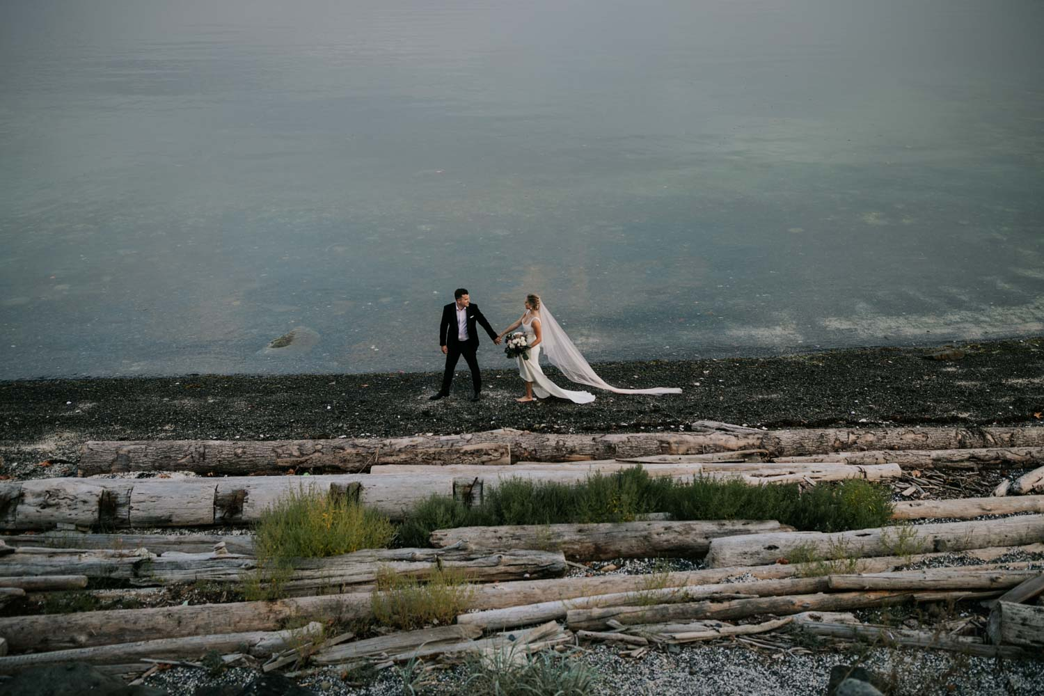Creative Vancouver Island Wedding Photographer based in Victoria