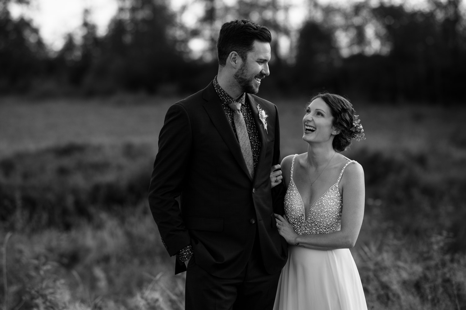 Non cheesy natural Vancouver wedding photographer
