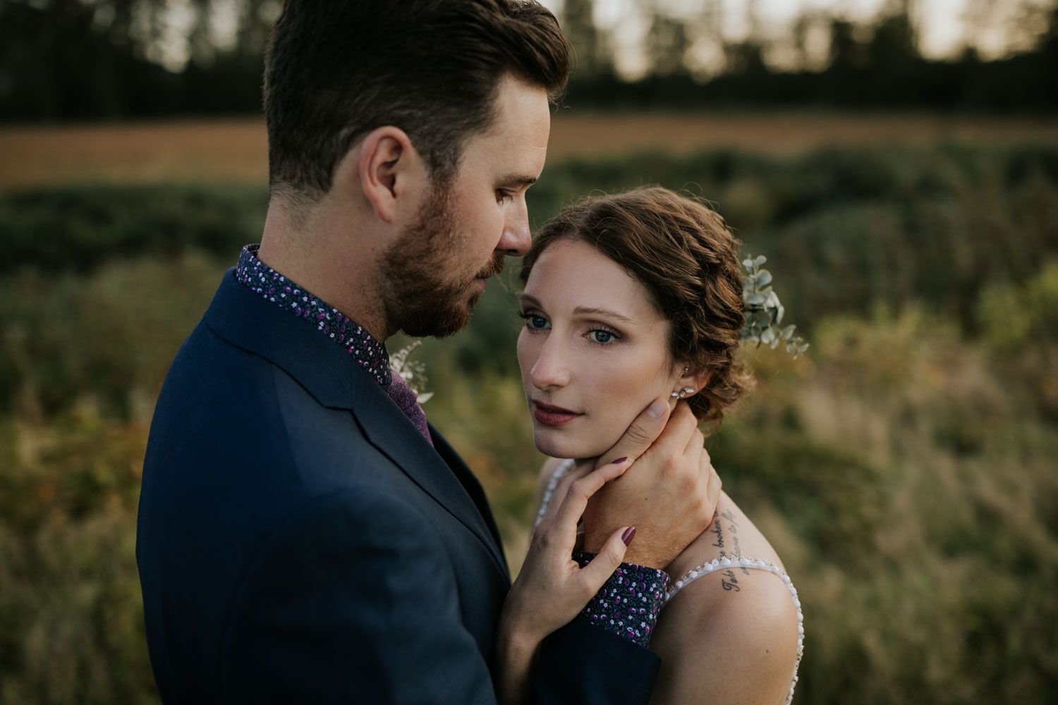 Vancouver elopement wedding photographer