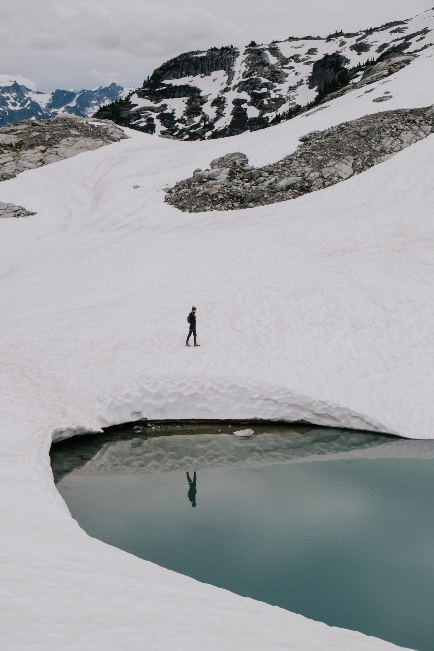 Iceberg Lake Hike Best Place to Elope in Whistler BC